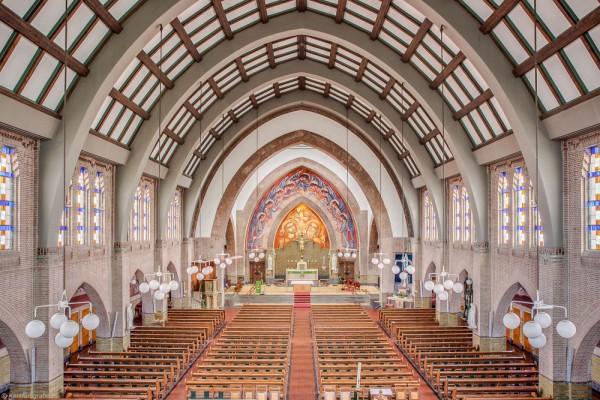 Thumbnail for Zes RK kerken in Leiden en één kapel